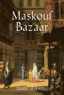 bokomslag Maskouf bazaar
