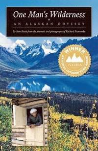 bokomslag One Man's Wilderness