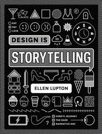 bokomslag Design is Storytelling
