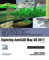 bokomslag Exploring AutoCAD Map 3D 2017