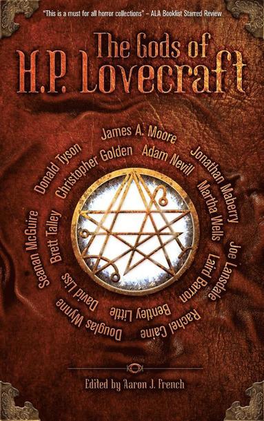 bokomslag The Gods of HP Lovecraft