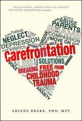 bokomslag Carefrontation - breaking free from childhood trauma