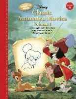 bokomslag Learn to Draw Disney Classic Animated Movies Vol. 1: Featuring Favorite Characters from Alice in Wonderland, the Jungle Book, 101 Dalmatians, Peter Pa