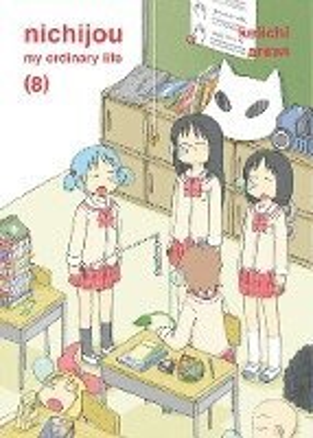 bokomslag Nichijou 8