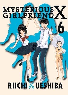 bokomslag Mysterious girlfriend x volume 6