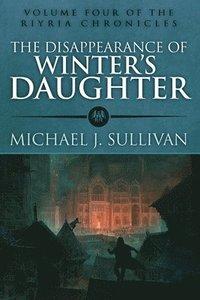 bokomslag Disappearance Of Winters Daughter