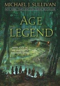 bokomslag Age of Legend