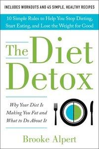 bokomslag The Diet Detox