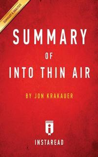 bokomslag Summary of Into Thin Air