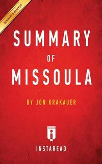 bokomslag Summary of Missoula