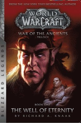 bokomslag WarCraft: War of The Ancients Book one