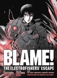bokomslag Blame! Movie Edition
