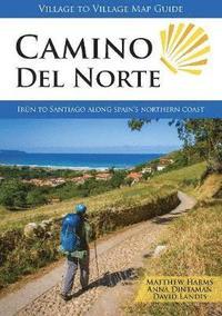 bokomslag Camino del Norte