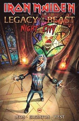 bokomslag Iron Maiden Legacy Of The Beast Volume 2