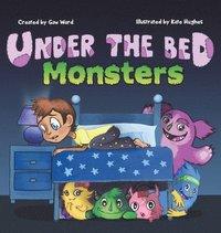 bokomslag Under the Bed Monsters