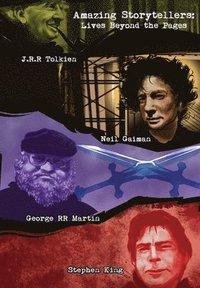 bokomslag Amazing Storytellers