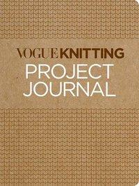 bokomslag Vogue  Knitting Project Journal
