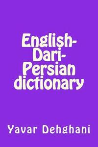 bokomslag English-Dari-Persian dictionary