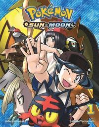 bokomslag Pokemon: Sun &; Moon, Vol. 1