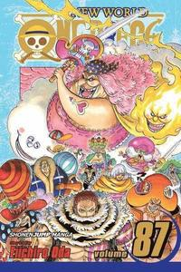 bokomslag One Piece, Vol. 87