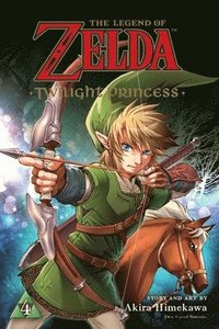 bokomslag The Legend of Zelda: Twilight Princess, Vol. 4