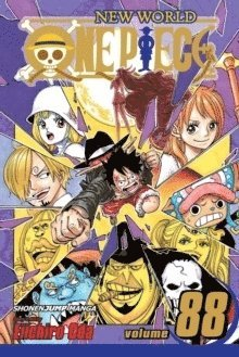 bokomslag One Piece 88