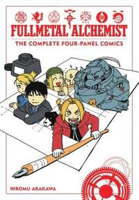 bokomslag Fullmetal Alchemist: The Complete Four-Panel Comics