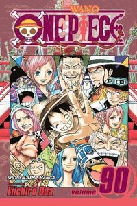 bokomslag One Piece, Vol. 90