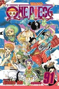 bokomslag One Piece, Vol. 91
