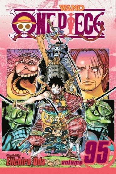 bokomslag One Piece, Vol. 95