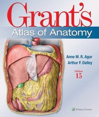bokomslag Grant's Atlas of Anatomy