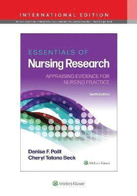 Essentials of Nursing Research 1
