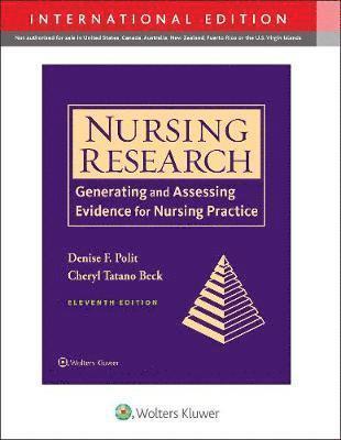 bokomslag Nursing Research : Generating and Assessing Evidence for Nursing Practice