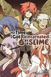 bokomslag That Time I Got Reincarnated as a Slime, Vol. 2 (light novel)