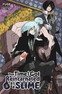bokomslag That Time I Got Reincarnated as a Slime, Vol. 5 (light novel)