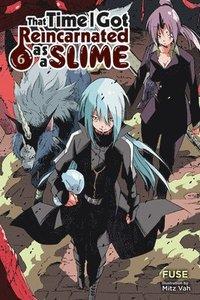 bokomslag That Time I Got Reincarnated as a Slime, Vol. 6 (light novel)
