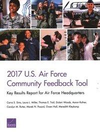 bokomslag 2017 U.S. Air Force Community Feedback Tool