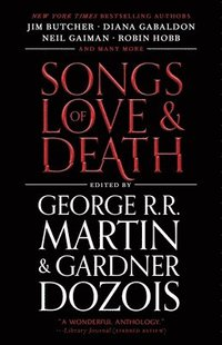 bokomslag Songs of Love and Death: All-Original Tales of Star-Crossed Love