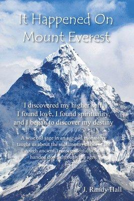 It Happened on Mount Everest 1