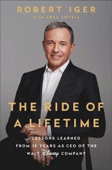 bokomslag Ride of a Lifetime