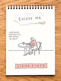 bokomslag Excuse Me