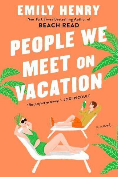 bokomslag People We Meet On Vacation