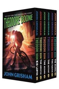 bokomslag Theodore Boone 6-Book Box Set