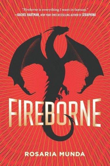 bokomslag Fireborne