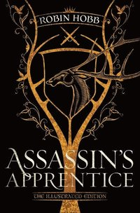 bokomslag Assassin's Apprentice (The Illustrated Edition)