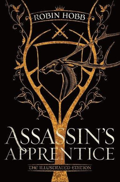 bokomslag Assassin's Apprentice (The Illustrated Edition)