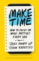 bokomslag Make Time