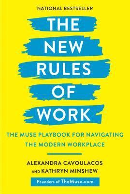 bokomslag The New Rules of Work