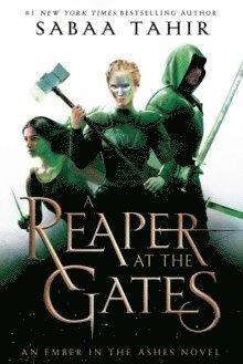 bokomslag A Reaper at the Gates