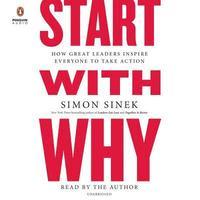 bokomslag Start with Why